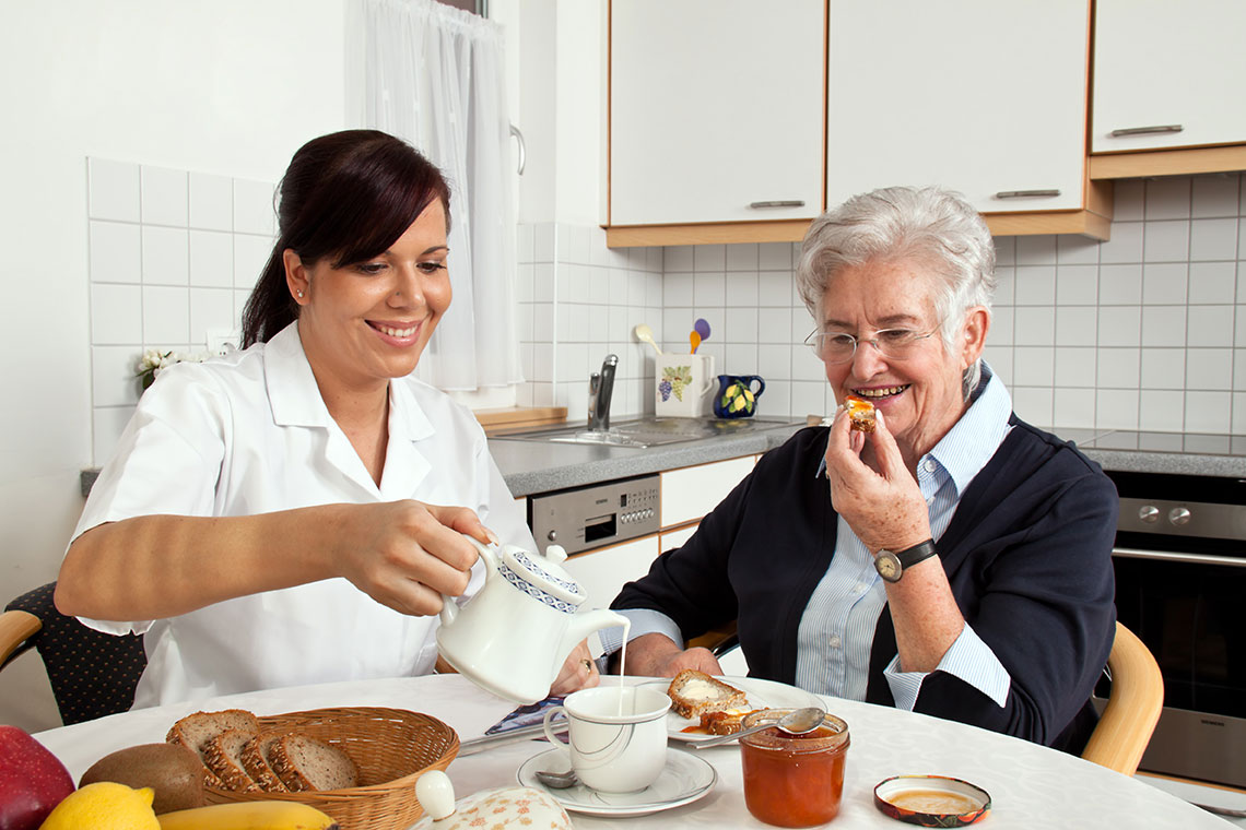 At Home Care for your loved ones